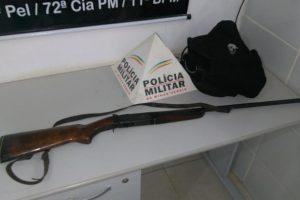 PM prende autor de roubo em Simonésia