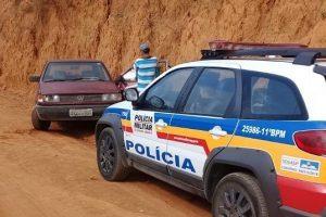 Manhuaçu: PM apreende menor e recupera veículo furtado