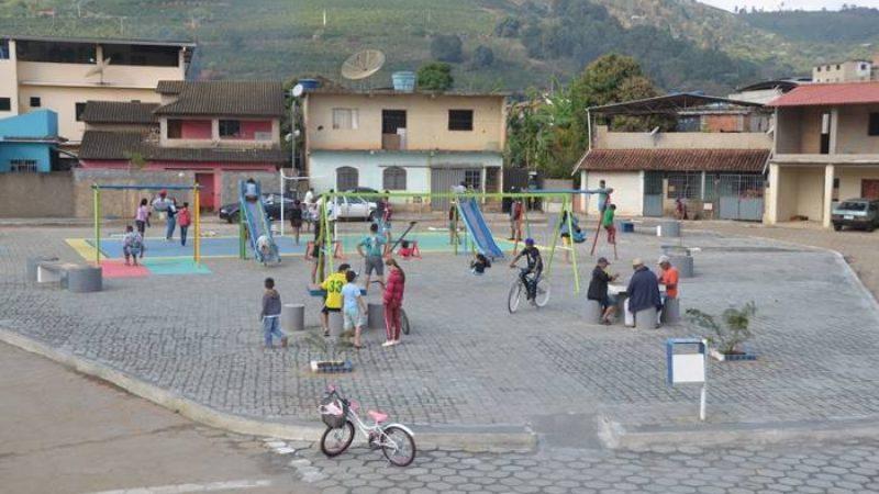 Prefeitura inaugurará praça no Distrito de Vilanova
