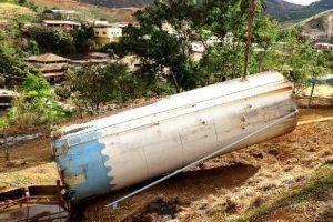 SAAE instala novo reservatório de água em Dom Corrêa