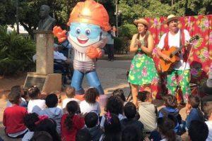 Energisa: Escola Municipal Ponte da Aldeia receberá Zé da Luz nesta quarta-feira