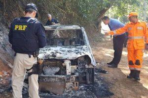 Família reconhece medalha de taxista de Manhumirim encontrado morto
