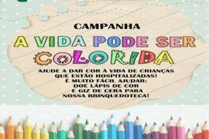 Manhuaçu: Campanha busca arrecadar doações para a brinquedoteca do HCL