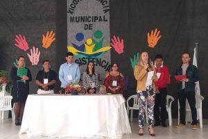 XI Conferência de Assistência Social é realizada em Manhumirim