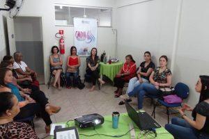 Mulher em Ação: conselheiras participam de capacitação em Manhuaçu
