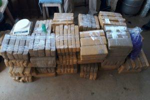 PM prende acusado de forte tráfico na região do Caparaó