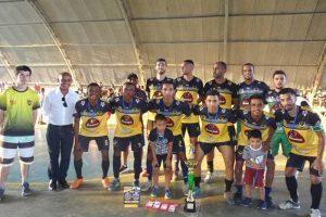 Engenhão fatura o título do 8º Campeonato de Futsal do Engenho da Serra