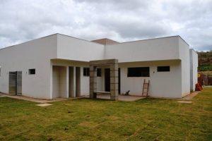 Manhuaçu: Obras da UBS Santo Amaro avançam e inauguração se aproxima
