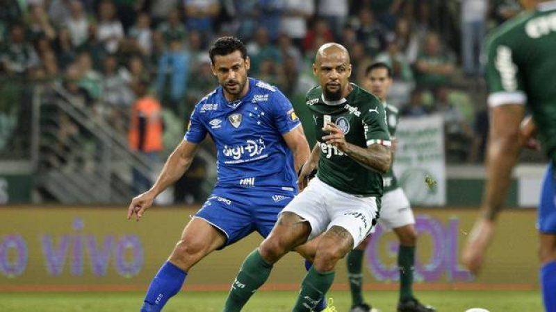 Cruzeiro perde mais uma: 1 a 0 para o Palmeiras