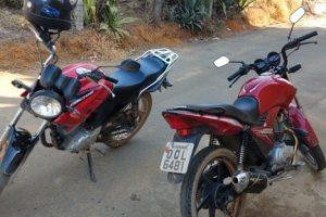 Manhuaçu: Polícia Civil recupera motocicletas furtadas