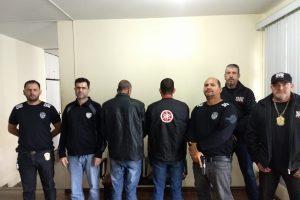 Polícia Civil prende acusados de tentativa de homicídio