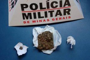 Manhuaçu: Drogas são apreendidas no bairro São Vicente
