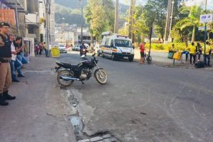 Manhuaçu: PM realiza intervenções na Praça Cordovil Pinto Coelho
