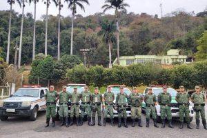 Polícia realiza ações integradas de combate a queimadas na região