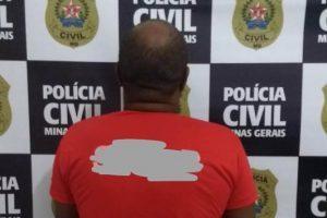 Reduto: Perseguiu e estuprou menor… foi preso pela PC