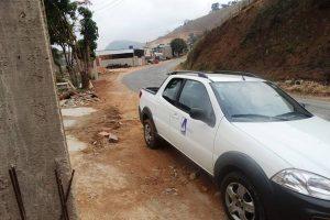 Manhuaçu: SAAE conclui obras na MG-111, próximo ao córrego feijoal