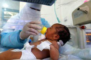 Unicef: 1 a cada 3 crianças menores de 5 anos não cresce adequadamente