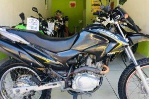 Várias motocicletas são alvo de ladrões