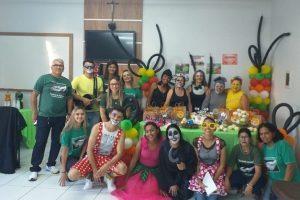 Manhuaçu: Voluntários da Pastoral do Enfermo comemoram Dia das Crianças no HCL