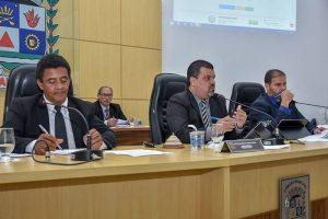 Câmara autoriza contratação de crédito da prefeitura junto à CEF