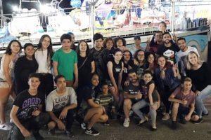 Manhuaçu: Equipe CAPS i comemora Dia das Crianças