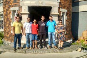 Manhuaçu: Secretários de Agricultura e Turismo visitam Castelo do Café