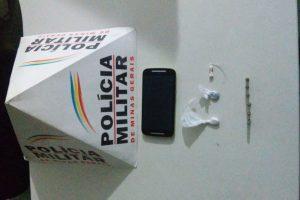 Manhumirim: PM prende autor e apreende menor e munições utilizadas em roubo