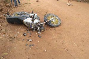 Região: Jovem morre em acidente com motocicleta