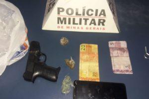 Plantão Policial: Armas e maconha apreendidas, prisões e outras ações da PM