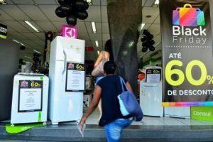 Pesquisa mostra aumento das intenções de compra na Black Friday
