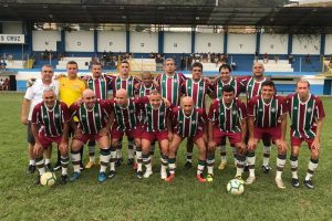 UBA 40 anos: clube recebe o Fluminense Mastersócio FC em Jogo da Amizade