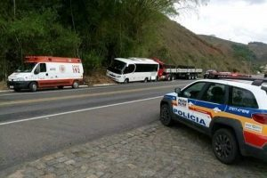 Jovem motorista de Carangola morre em acidente na BR-116