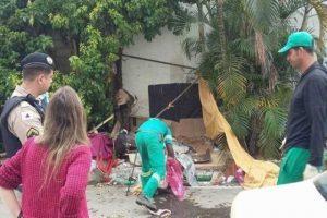 Manhuaçu intensifica Serviço de Abordagem a Pessoas em situação de rua