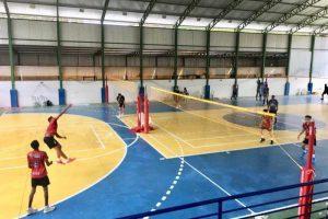 Prefeitura apoia Campeonato Mineiro de Peteca realizado em Manhuaçu