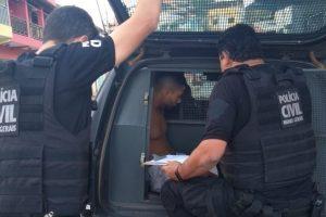Acusados de matar taxista de Manhumirim são presos pela PC