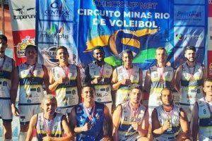 Prefeitura apoia equipe BRF Vôlei Manhuaçu em torneio em Itaperuna