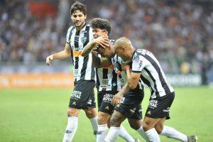 Atlético vence Goiás no Mineirão e ganha fôlego no Brasileiro