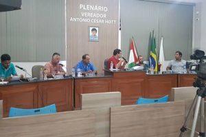 Câmara de Reduto discute sobre Suplementação orçamentária e reajuste salarial do funcionalismo