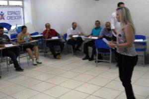 Conselheiros de Saúde participam de capacitação em Manhuaçu
