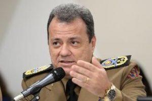 Comandante geral da PM de Minas visita São José do Mantimento