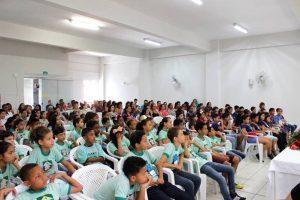Tech Oscar marca etapa do Letramento em Programação nas escolas municipais de Manhuaçu