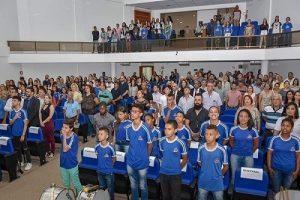 Câmara de Vereadores de Manhuaçu lança Projeto Escola do Legislativo