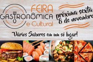 Manhuaçu: Feira Gastronômica é nesta sexta-feira (8)