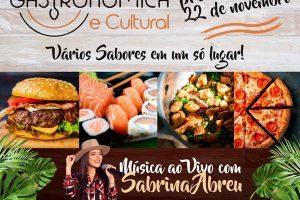 Manhuaçu: Feira Gastronômica será na próxima sexta-feira