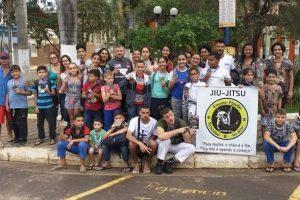 Prefeitura apoia Copa de Lutas de Jiu-Jitsu em Manhuaçu