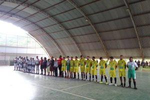 Campeonato de Futsal do Bairro Petrina é realizado com sucesso