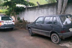 Manhuaçu: PM recupera veículo e prende autor de furto