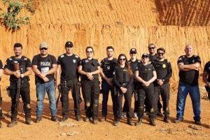 PC realiza treinamento operacional em Matipó
