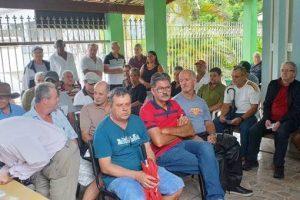 Manhuaçu: ESF Bom Jardim: informação para os homens sobre o câncer de próstata