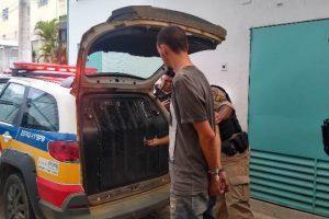 Manhuaçu: Homicídio no Bairro Santa Luzia; autor é preso pela PM
